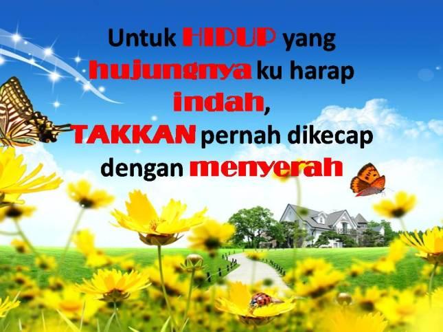 kehidupan